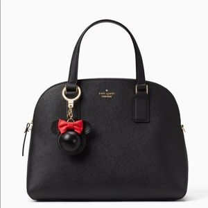 ♠️ Kate Spade Minnie Mouse keychain ♠️
